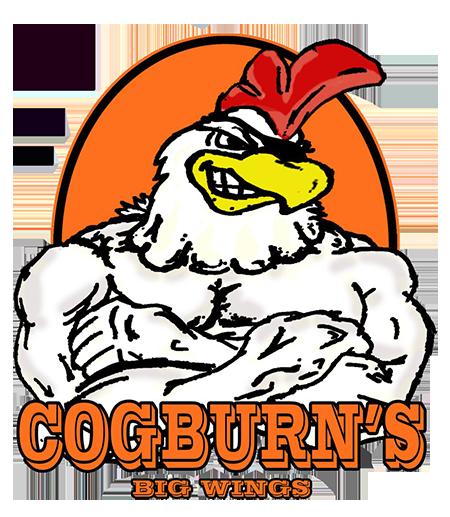 Cogburn's Big Wings