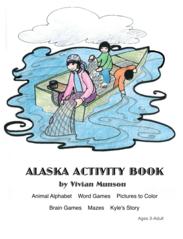 ALASKA ACTIVITY BOOK