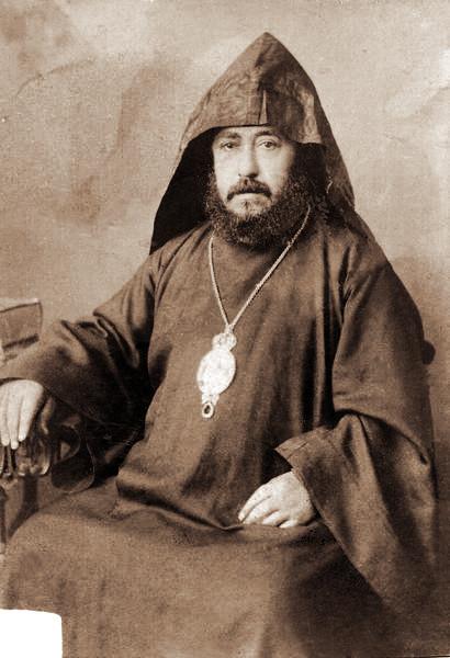 Գարեգին Սրվանձտյանց, 1840-1892 թթ.