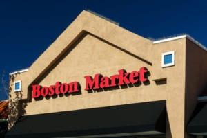 Boston Market Channel Letter Signs