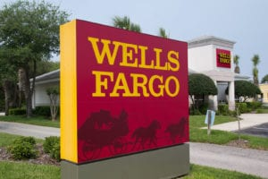 A Wells Fargo Monument Signs