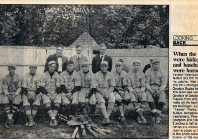 1919 Goodale Eagles