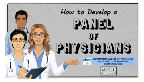 How to Develop a Panel of Physicians Guide