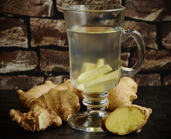 ginger tea for indigestion