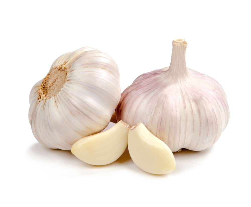 Chewing garlic can help high blood pressure