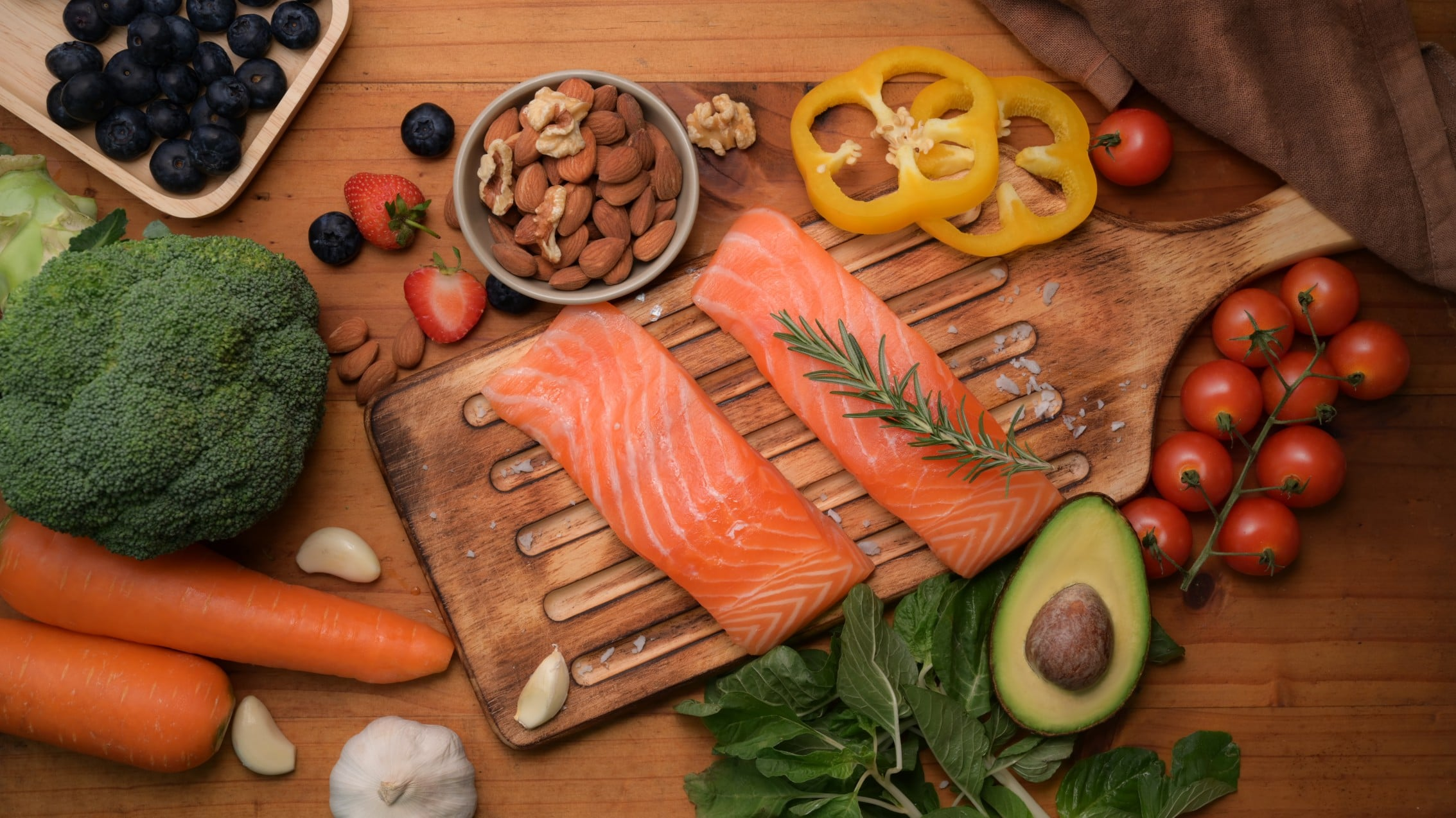 foods to clear clogged arteries
