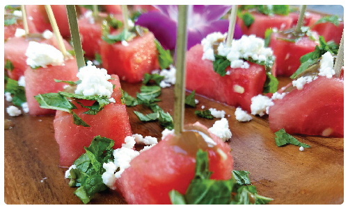 Four Seasons Watermelon Salad