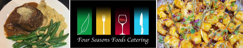 Four Seasons Catering Dining Menu