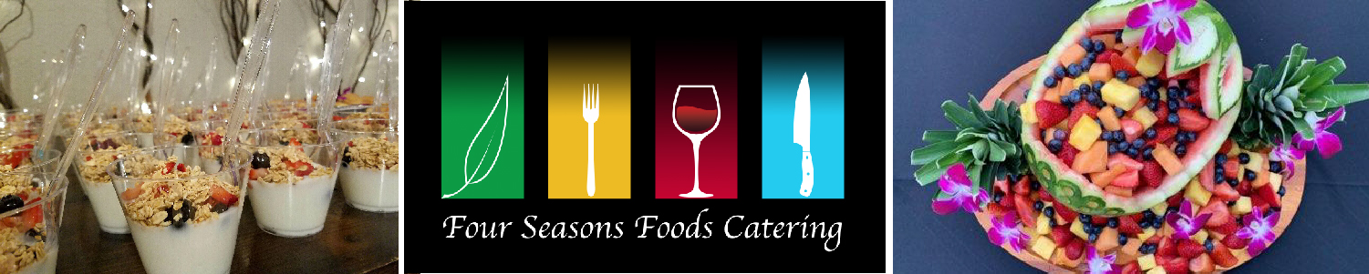 Four Seasons Catering Brunch
