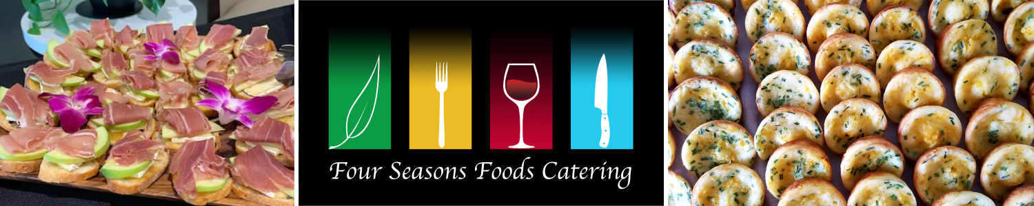 Four Seasons Cater Menu