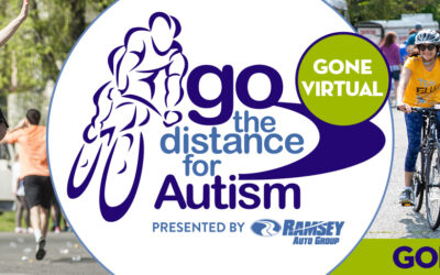 2020 Go the Distance for Autism Still VITAL… Now Virtual