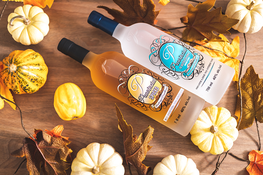Provincial Vodka Product Photography