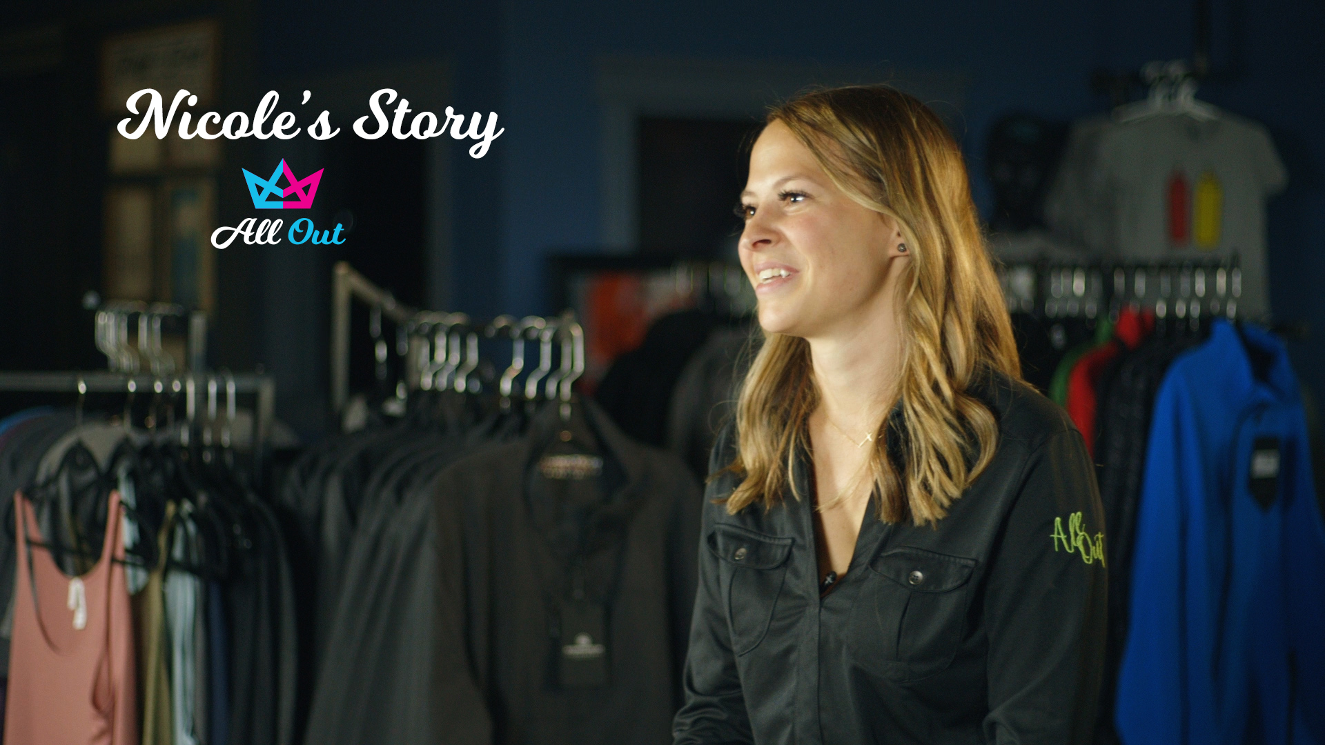 Nicole's Story - All Out Graphics