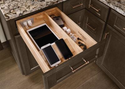 Kitchen Tech Drawer