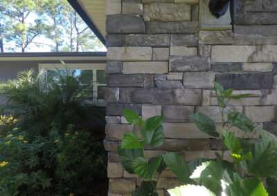 Exterior House Stone