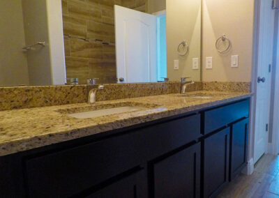 Interior House Cabinetry Bathroom