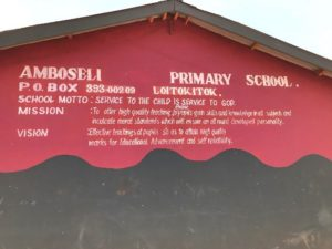 Amboseli Primary and Secondary School
