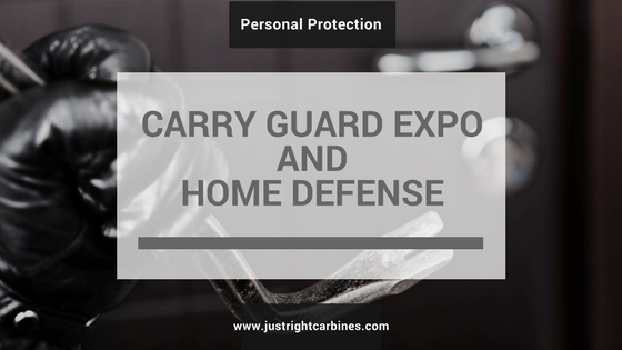 JRC and Home Defense