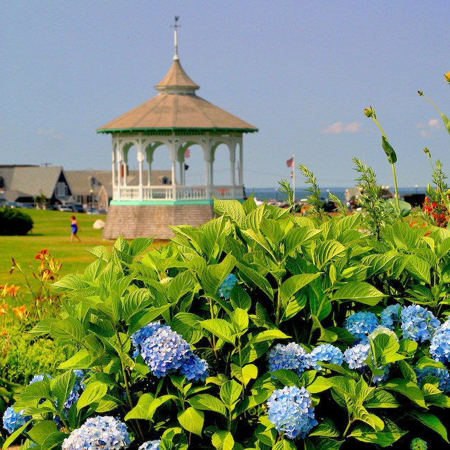 Ocean Park Gazebo Oak Bluffs