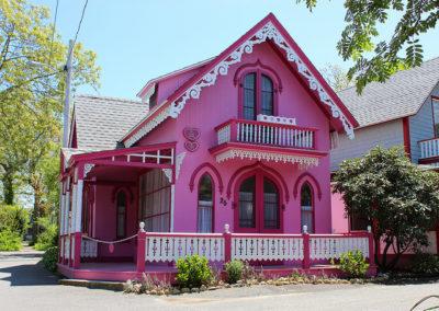 Oak Bluffs, Martha's Vineyard Walking Tour