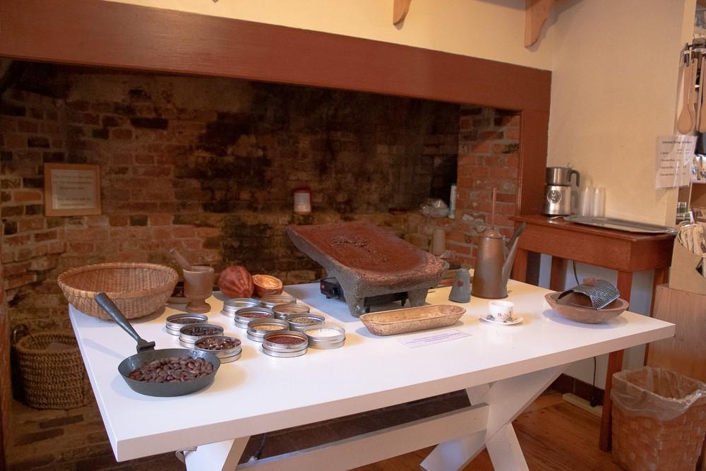 Captain Jackson's Historic Chocolate