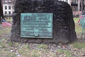 Samuel Adams Tombstone