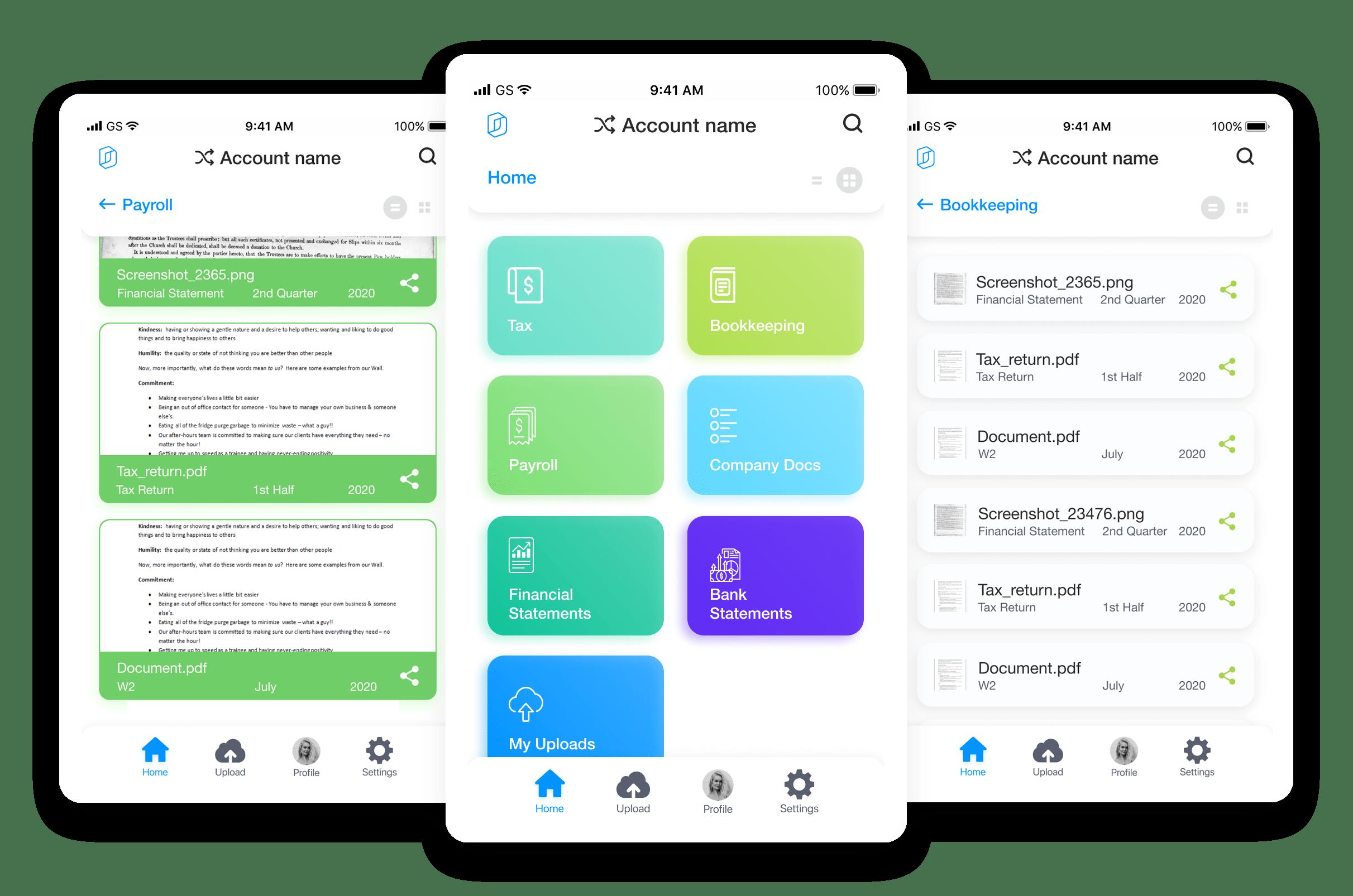 app-screen