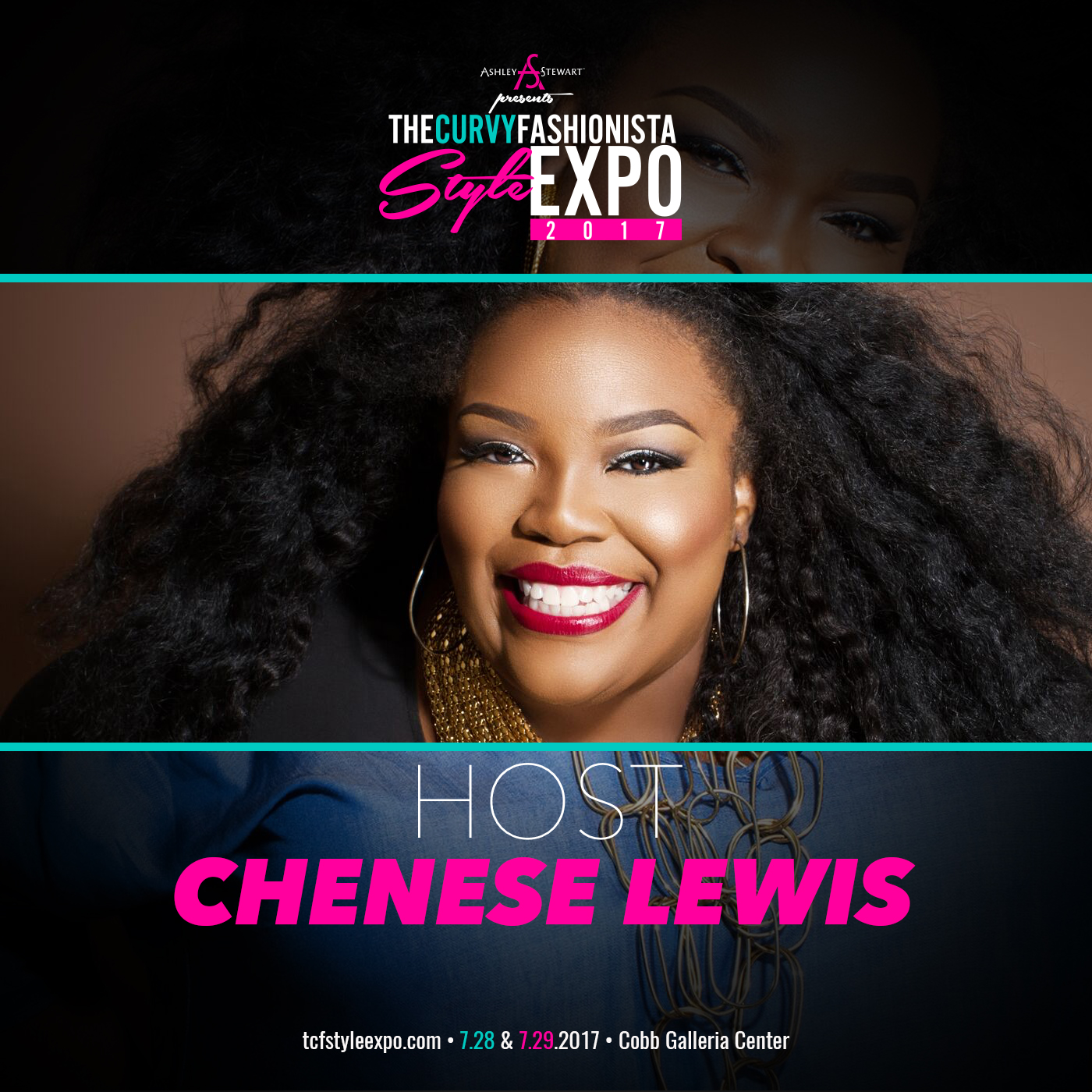 Chenese Lewis TCFStyle Expo