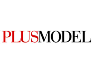 Chenese Featured In PLUS Model Magazine For 20th Anniversary!