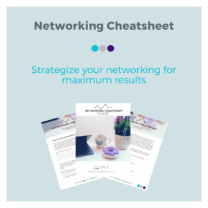 Networking Cheatsheet_ Put a Little PEP in Your Step