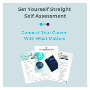 Set Yourself Straight Self-Assessment Kit Product Image