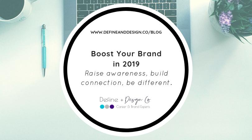 Branding Goals for 2019