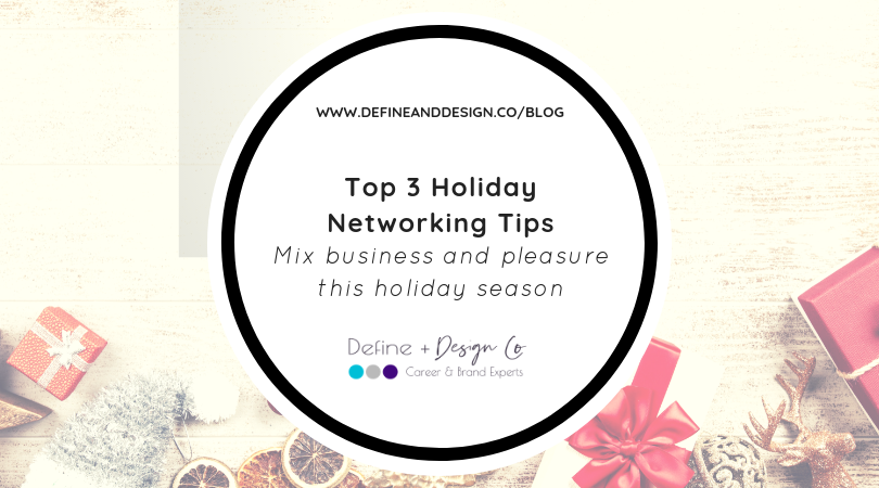 Top 3 Holiday Networking Tips