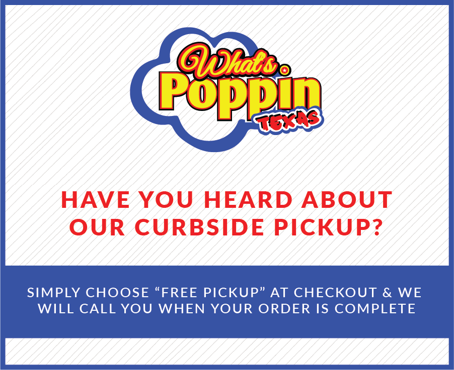 Have you heard about our curbside pickup?