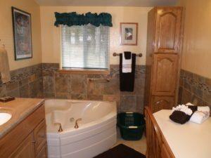 Bear Suite Bathroom