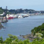 Picture of Monashka Bay in Kodiak Alaska