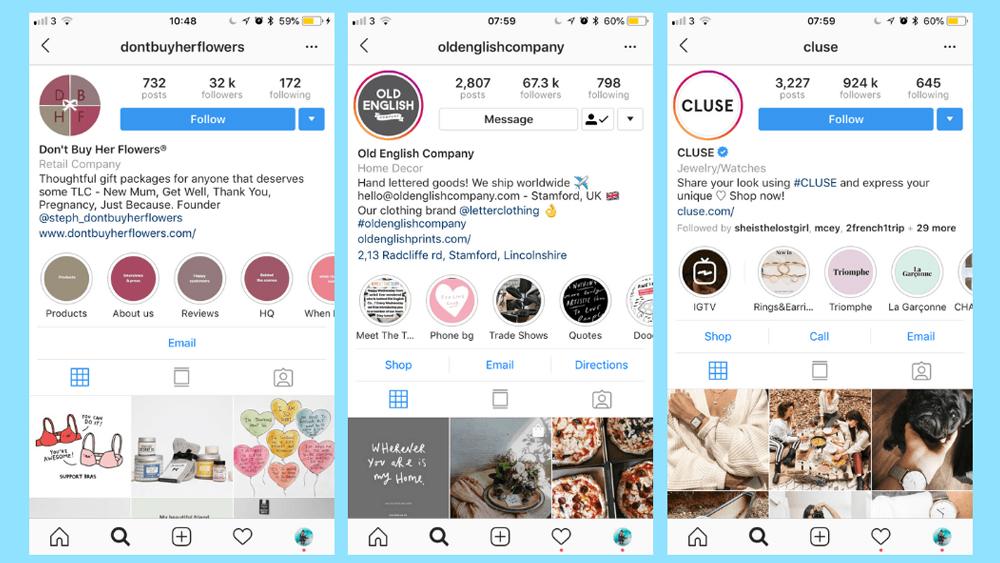 Social Media Marketing with Instagram