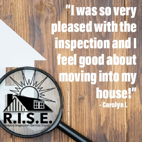 RISE Reliable Inspection Service Experts