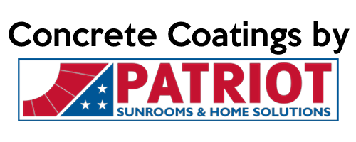 Concrete Coatings by Patriot Logo