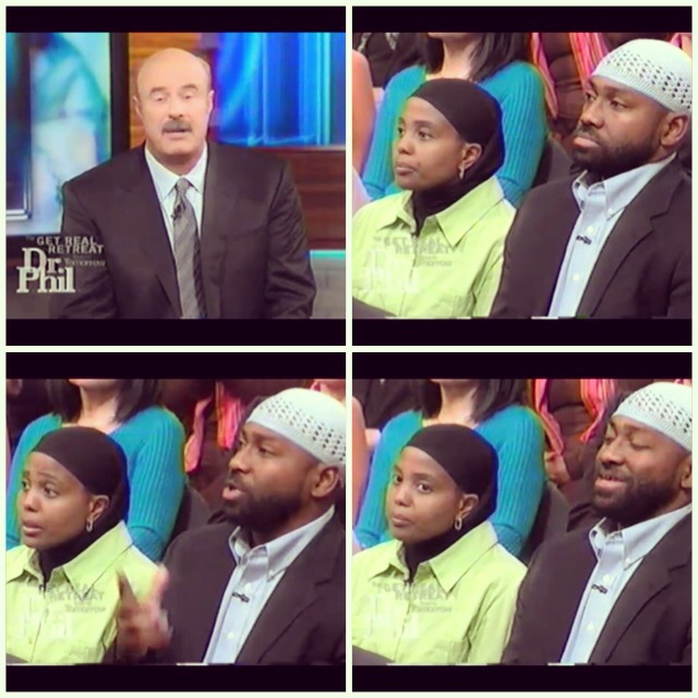 Rufus and Jenny Triplett on Dr. Phil