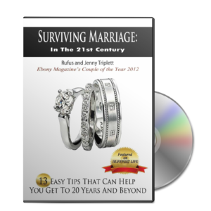 Surviving Marriage tips, audio Cd, Surviving Marriage Bonus Tips, Rufus and Jenny, Jenny Triplett, Rufus Triplett