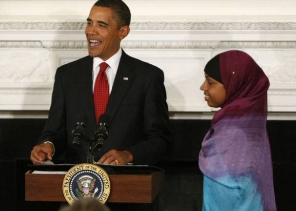President Obama issies a statement regarding Ramadan