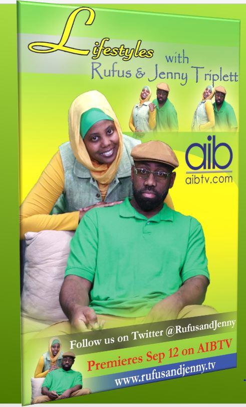 AIB Web Poster on Rufus and Jenny Triplett.com