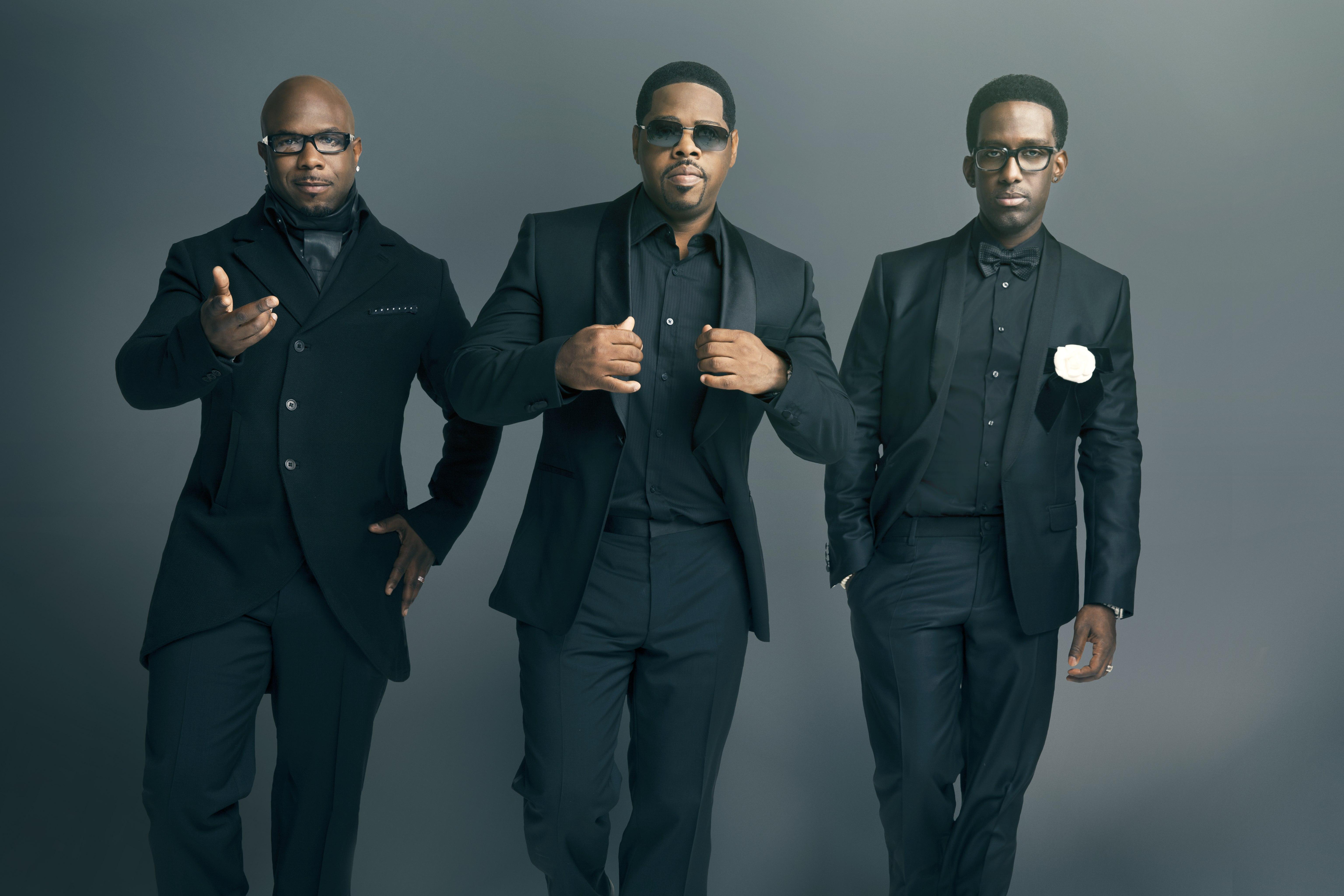 Boyz II Men on SurvivingMarriageTips.com