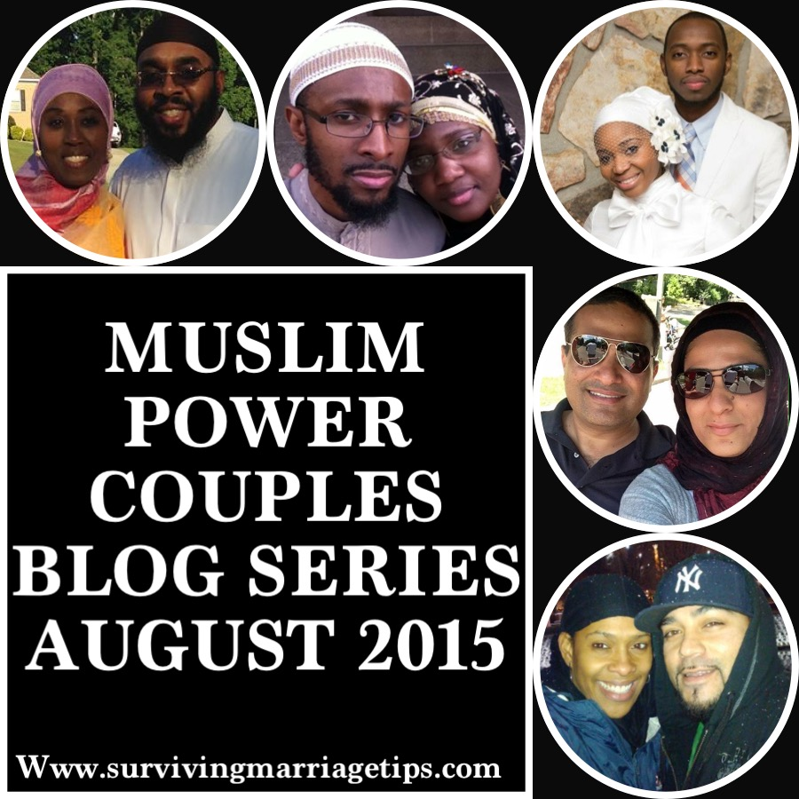 Muslim Power Couples Aug 2015 on Surviving Marriage Tips