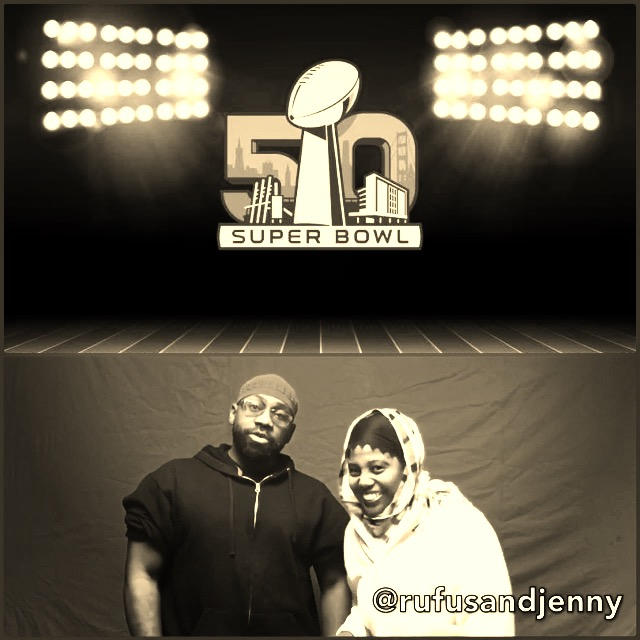 It's Super Bowl Week! Having some Couples Fun via [VIDEO]