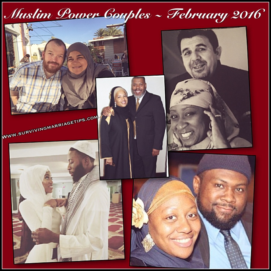Muslim Power Couples – The Blog Series February 2016
