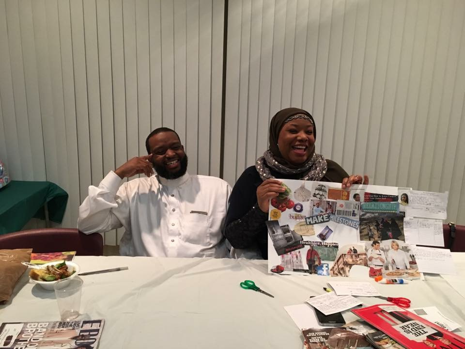 Jenny and Rufus, Rufus and Jenny, Jenny Triplett and Rufus Triplett in englewood, New Jersey, social media influencers, couples vision board workshops