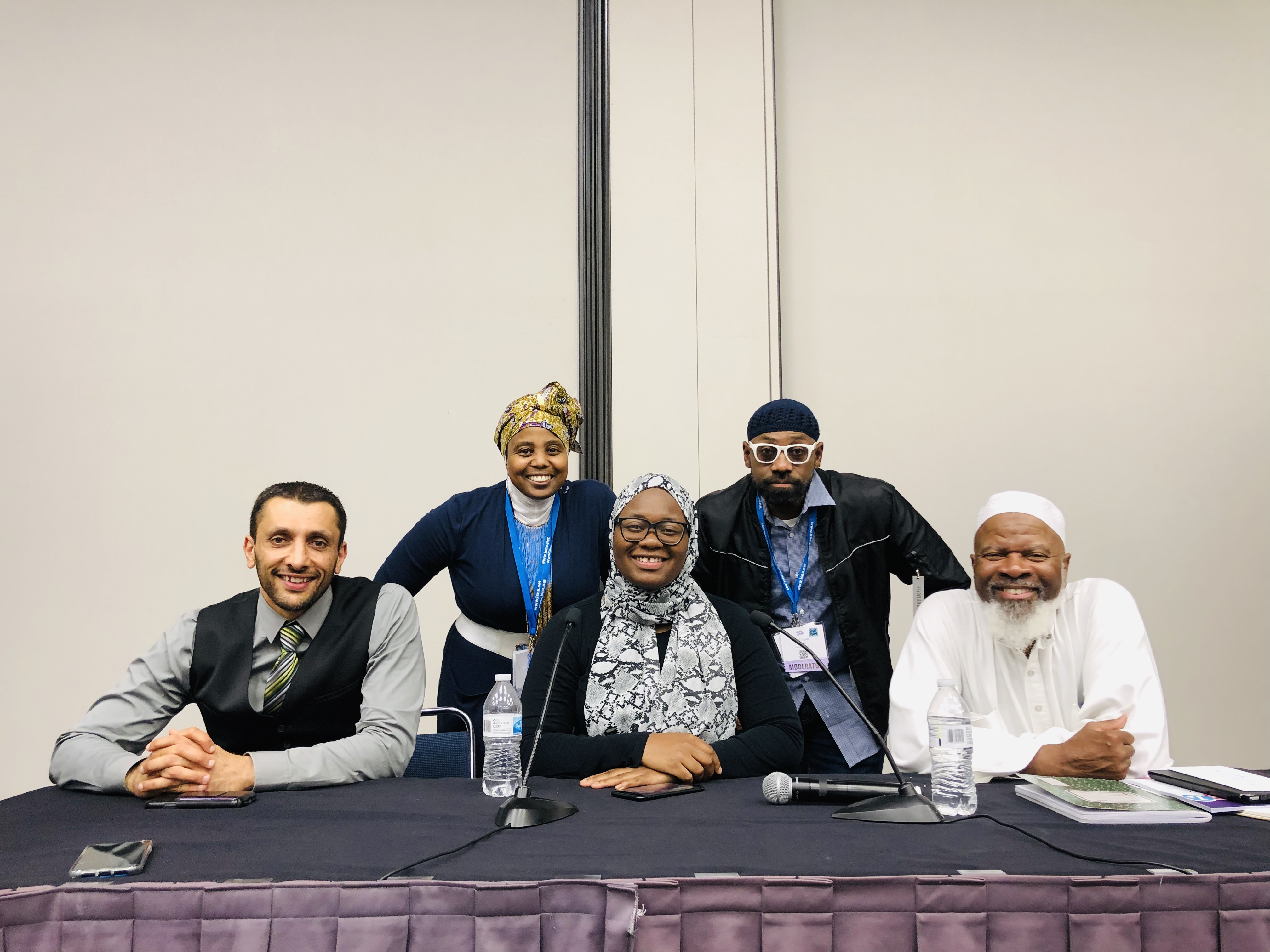 All Star Marriage Panel Draws Standing Room Only Audience at ISNA
