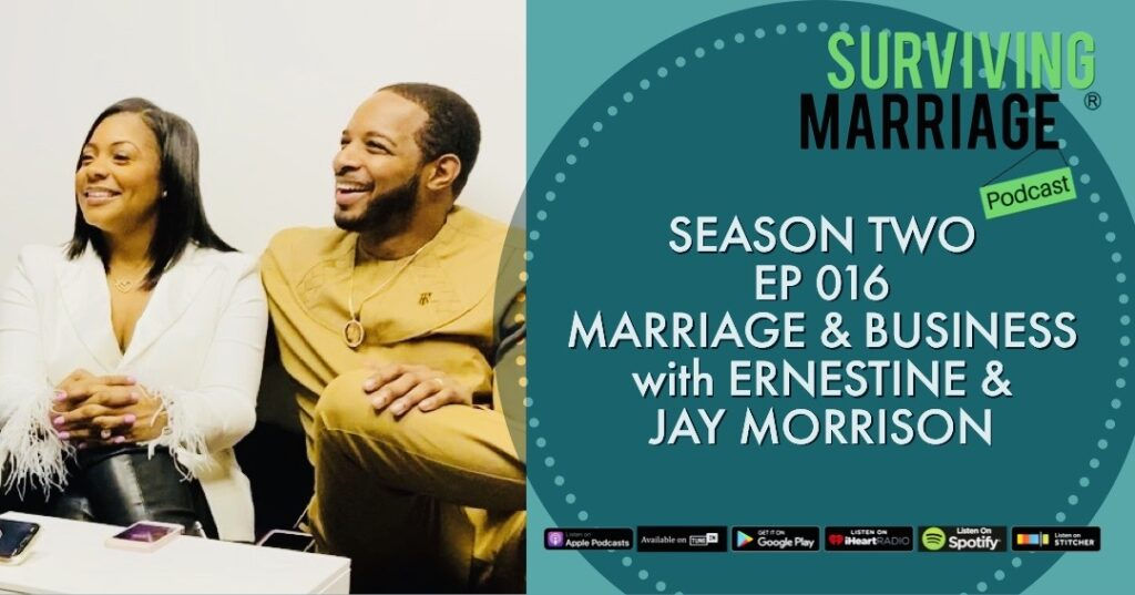 Surviving Marriage Podcast - The Morrisons